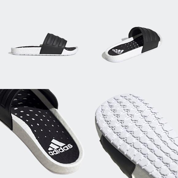 adidas boost adilette
